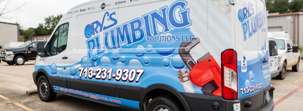 plumber katy